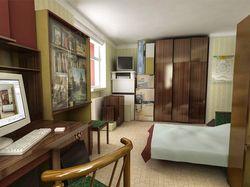 Визуализация существующей комнаты