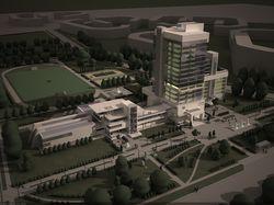 Визуализация проекта гостиницы