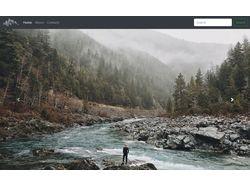 Сайт на Bootstrap