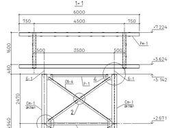 Разработка проекта металлических изделий