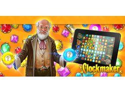 Мобильная игра Clockmaker