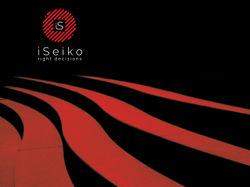 Iseiko branding