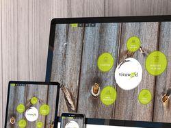 "Разработка сайта под ключ ""VivaWood"""