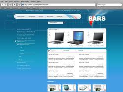 """Сеть магазинов электроники """"Барс"""""""