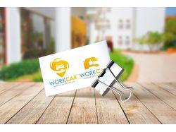 Логотип WorkCar