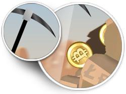 Crypto Cloud Mining ads