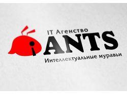 Логотип iANTS