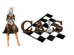 Логотип для кампании искусственный интеллект