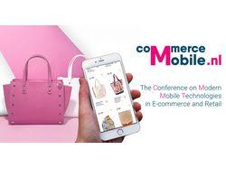 Баннер конференции по моб. технологиям E-commerce