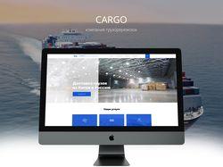 CARGO Website Design