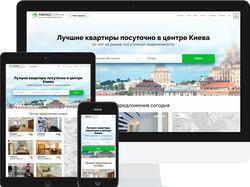 Сайт посуточной аренды квартир