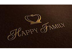 Happy Family. Логотип ювелирной компании