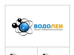 Логотип «Водолей»