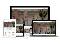 Создание внутренних страниц для сайта