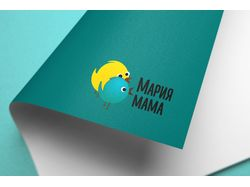 "Логотип ""MАРИЯ МАМА"""