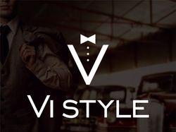 Логотип Vi style