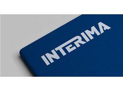 Интерима. Логотип и фир-стиль