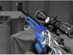 Дизайн оружия для игры