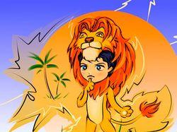 чиби-лев