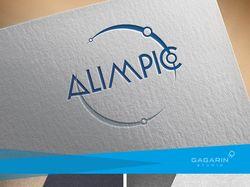 Логотип Алимпик