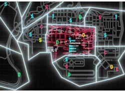 Концепты HUD и GUI для Need for Speed: San Andreas