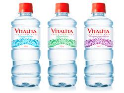 Дизайн этикетки для питьевой воды