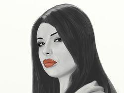 Цифровой портрет Инна Воловичева