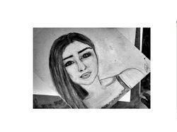 Рисунки карандашом)