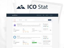 Дизайн сайта по проектам в сфере блокчейна