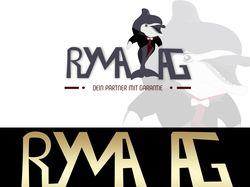 Логотип для компании RYMA AG