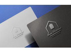 Логотип для дизайнера интерьера