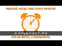 """Инфографика для """"Карьерист.ру"""""""