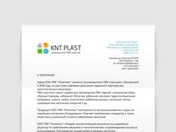 KNT plast