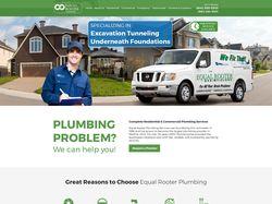 Компания Equal Rooter Plumbing