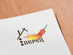 Логотип для бани