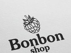 Логотип для сервиса подарков из ягод