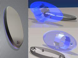 Сенсорный выключатель VIP-1 (2007 г.)