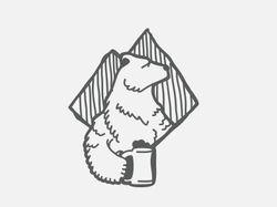 Логотип для магазина крафтового пива.