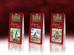 Серия подарочных упаковок для чая