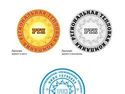 Логотип, печать и фирменный стиль РТК