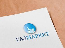 Лого для газмаркета