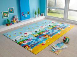 Выбираем коврики в детскую комнату по правилам