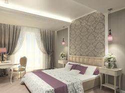 Проект квартиры 90 кв.м. Спальня