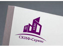 Логотип для компании СКИФ-Сервис