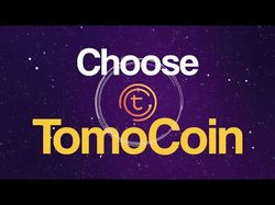 TomoCOIN - видеомонтаж с элементами инфографики.