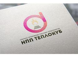 Логотип НПП ТеплоКуб