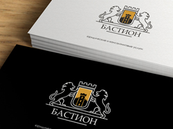 "Логотип ""Бастион"""
