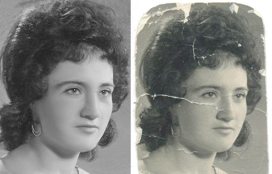 Копия со старых фото