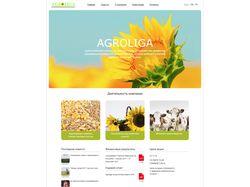 Администрирование сайта Агролига (WordPress)