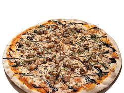 Фотосъемка пиццы + обработка